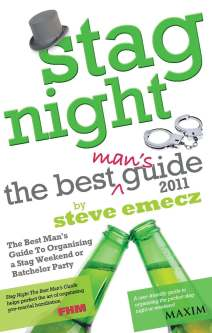Stag Night - The Best Man's Guide