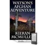 Watsons Afghan Adventure on Amazon Kindle