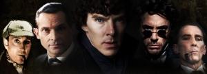 5 Sherlocks