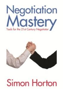 negotiation mastery