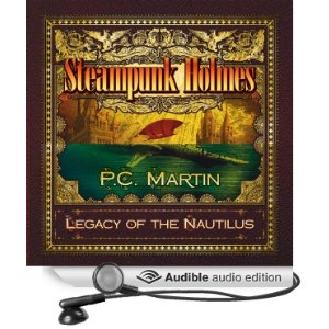 audio steampunk holmes