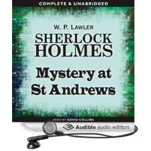 audio mystery at st andrews