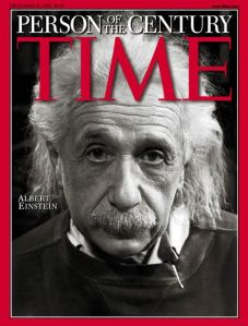 TIME Magazine - Einstein CCover