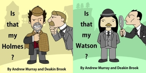 is that my holmes and watson