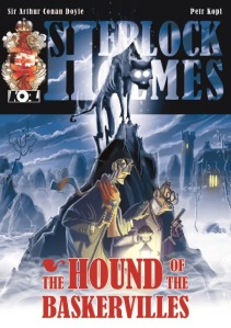 the hound graphic novel