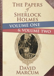 papers of sherlock holmes vol 1 and 2 hardback