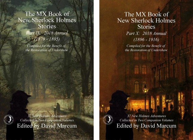 Both Covers MX book 9 and 10