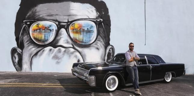 kickstarter - hernandez murals